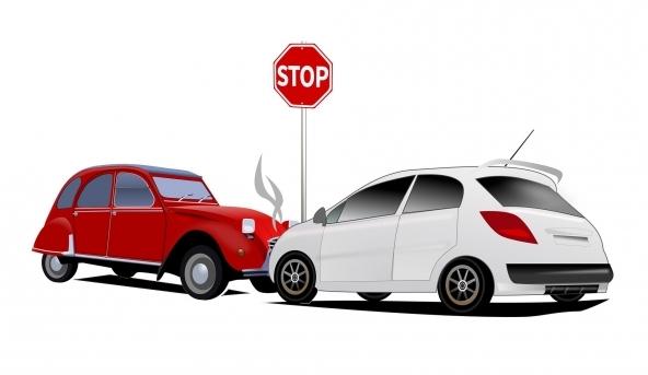 Danni Tamponamento Auto a Catena