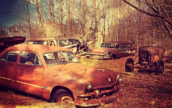 Assicurazione auto demolita