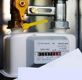 Come fare l'autolettura del gas?
