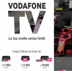 Vodafone TV box: tutte le offerte Vodafone internet e TV