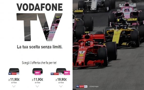 Tutte le offerte Vodafone TV box
