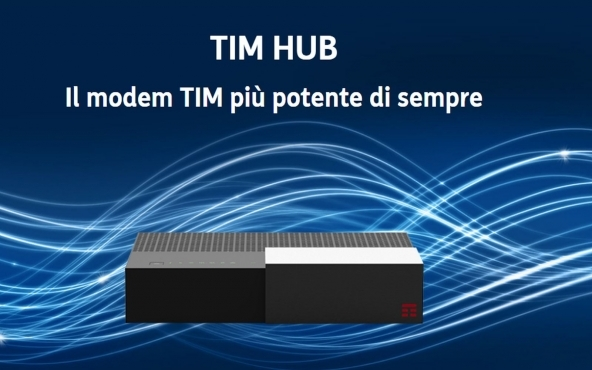 Modem TIM hub: Costi e Specifiche