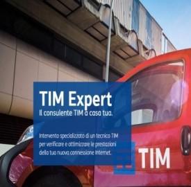 Come funziona TIM Expert e come non pagarlo?